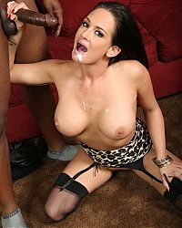 interracial hardcore pics8 tn Tory Lane makes a huge black dick disappear in her ass