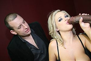 interracial gangbang5 tn Busty Katie Kox gets her pussy filled with black jizz