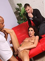 interracial gangbang6 tn Randi Wright fucks a black guy whom she just met