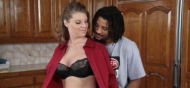 blacks on whites0 tn Filthy Kayla Quinn needs to have some interracial fucking