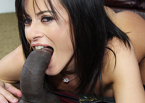 3 Cecilia Vega gets picked up and banged by a huge cocked black