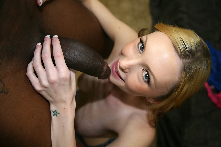 Amy days interracial